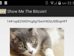 Show Me The Bitcoin! 1.3 Screenshot