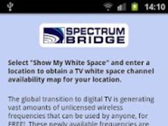 Show My White Space 2.6 Screenshot