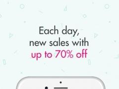 Showroomprive - Private Fashion Sales 6.0 Screenshot