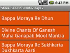 Shree Ganesh Siddhivinayak 1.0 Screenshot