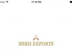 Shrii Exports 1.0 Screenshot