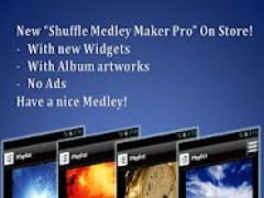 Shuffle Medley Maker Pro 2.3 Screenshot