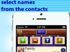 Shuffle Names, Dice, paid 10.7 Screenshot