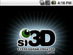 si3D stereogram creator 1.1 Screenshot