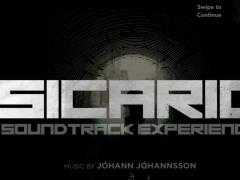 Sicario Soundtrack Experience 1.1 Screenshot