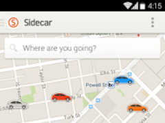 Sidecar Ride  Screenshot