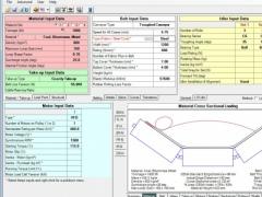 Sidewinder Conveyor Design 6.0 Screenshot