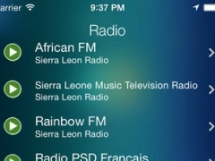 Sierra Leone Radio News Music Recorder 2.0 Screenshot