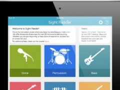 Sight Reader - Complete Music Notation Learning Tool 2.1.1 Screenshot