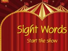 Sight Words Circus Free - 300 sightwords 1.0 Screenshot