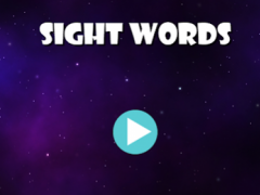 Sight Words - Space Game Word  Screenshot