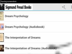 Sigmund Freud Books & Audio 3.2 Screenshot
