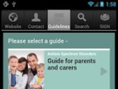 SIGN Autism Patient Guide 10 Screenshot