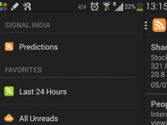 Signal India 1.0 Screenshot