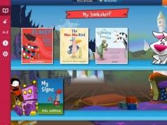Signed Stories Book Bundle #4 for Schools 1.0.0 Screenshot