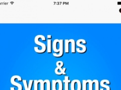 Signs & Symptoms Depression 1.0 Screenshot