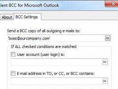 Ablebits.com Silent BCC for Outlook 1.2.2 Screenshot