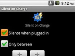 Silent on Charge at Night 1.2 Screenshot