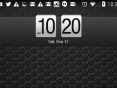 Silver Twister Icons Pack 1.0.1 Screenshot