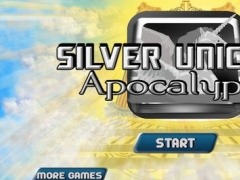 Silver Unicorn Apocalypse Wars - My Epic Dragons Castle Attack Story FULL 1.0 Screenshot