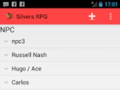 Silvers RPG PC Control 4.0.3 Screenshot