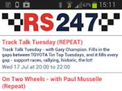 Silverstone Radio 3.1 Screenshot