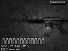Sim Gun M4A1 2.000 Screenshot