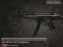 Sim Gun MP5 2.000 Screenshot