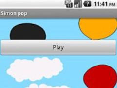 Simon Pop 1.0 Screenshot
