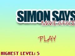 Simon says: Make a face! 1.1.10 Screenshot