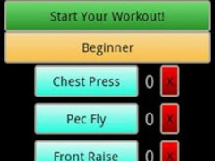 Simple Daily Free Weights 1.4 Screenshot