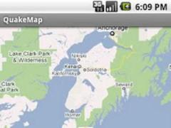 Simple Earthquake App 1.1 Screenshot
