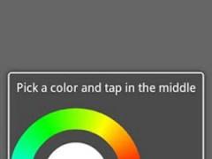 Simple flashlight 5.3 Screenshot