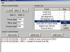 Simple Focus 1.1 Screenshot