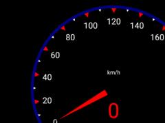 Simple GPS Speedometer Free 2.0.0 Screenshot