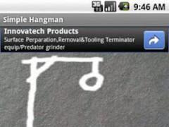 Simple hangman 1.4.21 Screenshot