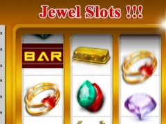 Simple Jewel Slots - Easy Glittering Fun! 1.0 Screenshot