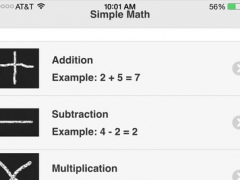 Simple Math Tutor 1.02 Screenshot
