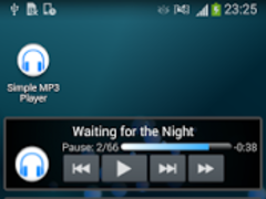 Simple MP3 Music Folder Player 1.5 Screenshot