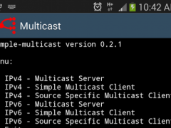 Simple Multicast 0 2 4 Free Download