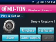 Simple Ringtone Library1 2.0 Screenshot