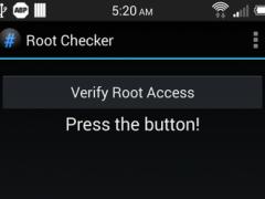 Simple Root Check Free (No-Ad) 1.0.0 Screenshot