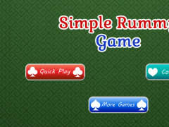 Simple Rummy Card Game 2 Screenshot