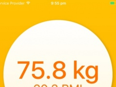 Simple Scales - Easily track your weight 1.1 Screenshot