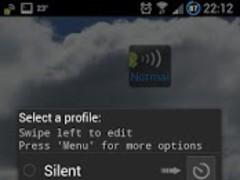 Simple Sound Profile Plus 1.6.1p Screenshot