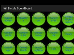 Simple Soundboard 1.1 Screenshot