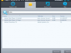Simple Uninstaller 9.0 Screenshot
