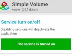 Simple Volume (donate) 2.0.1.1 Screenshot