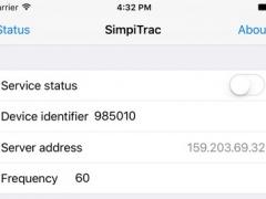 SimpliTrack 1.1 Screenshot
