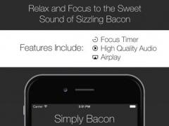 Simply Bacon 1.0.1 Screenshot